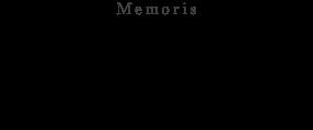 memoris recruit